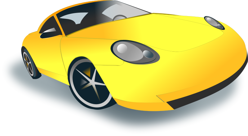 Free sports car