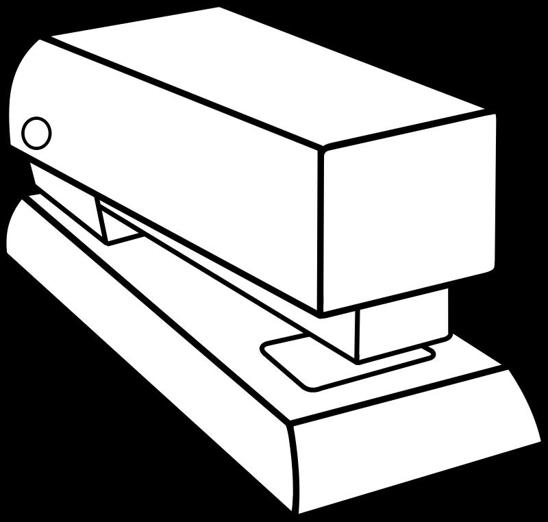 Free agrafeuse / stapler