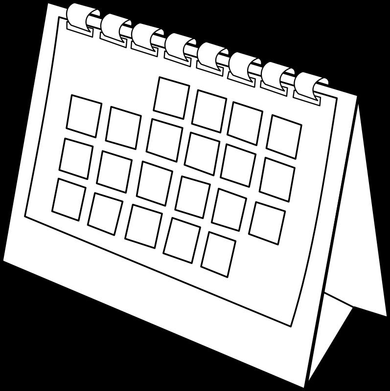 Free calendrier / calendar