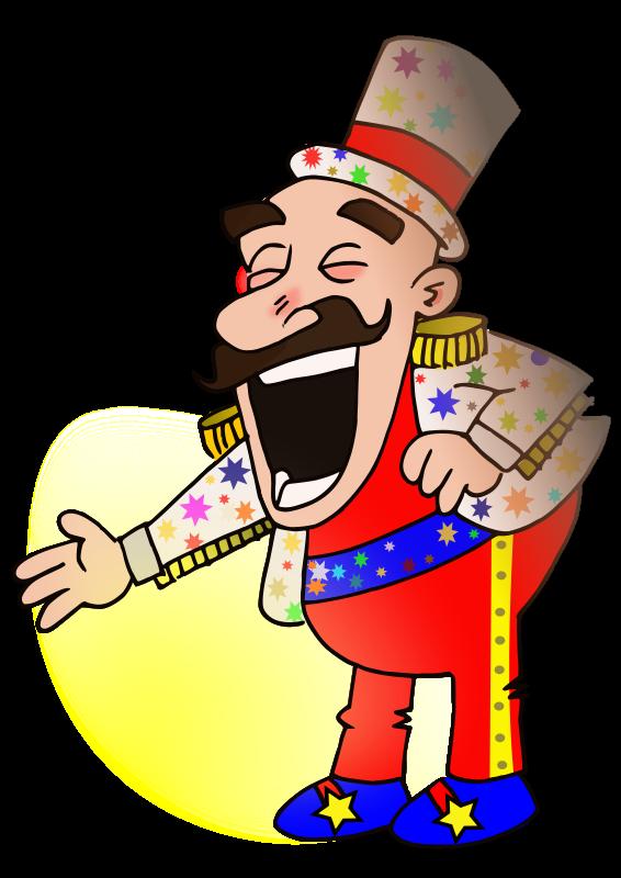 Free Circus chef