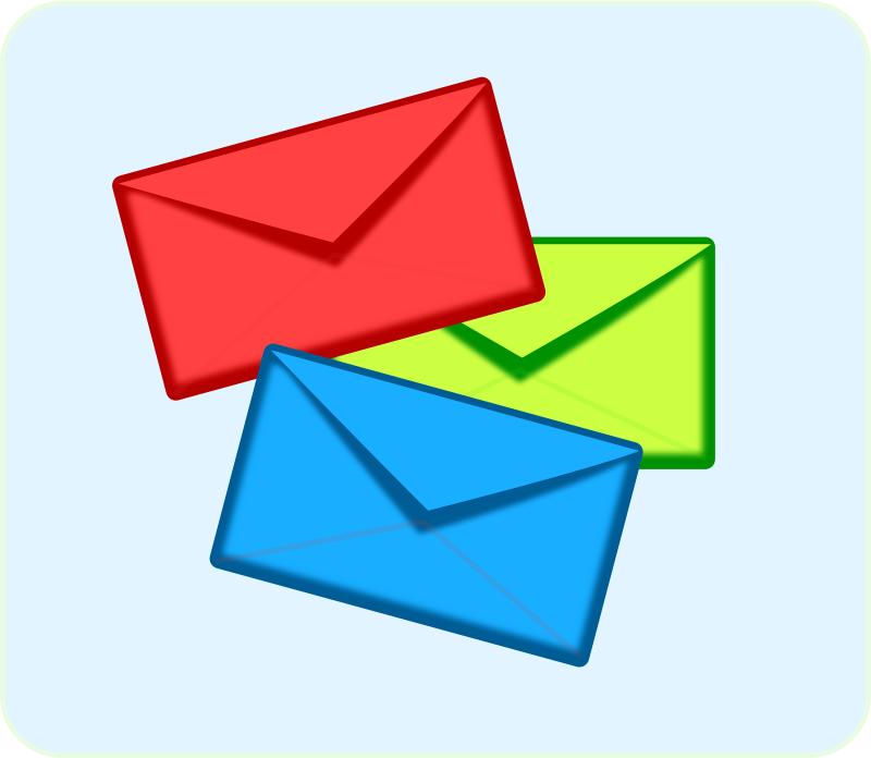 Free envelopes