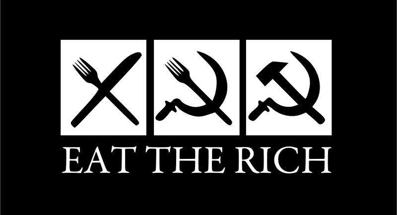 Free eat the rich