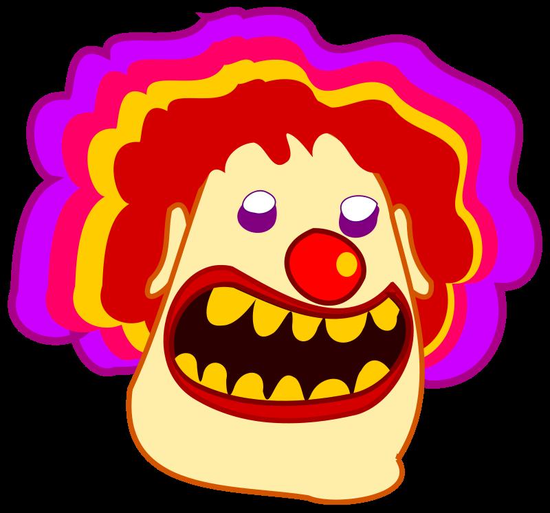Free clown / payaso