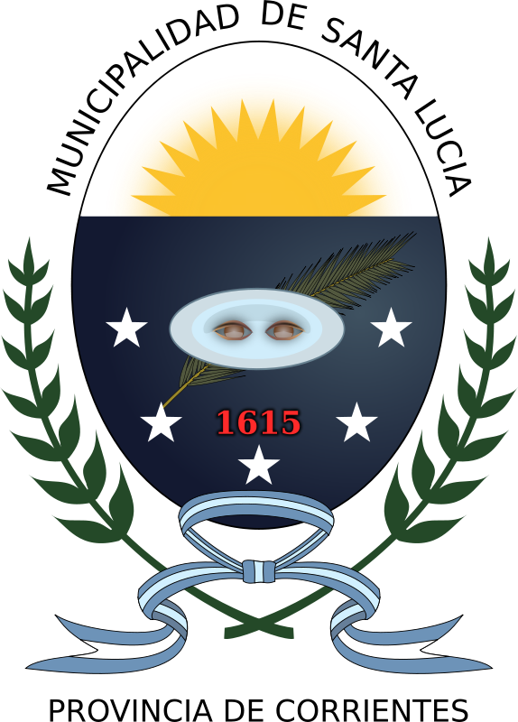 Free Escudo de la Municipalidad de Santa Lucía