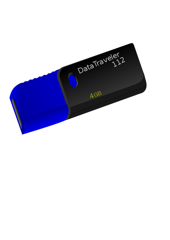 Free USB Flash Drive Kingston DataTraveller 112