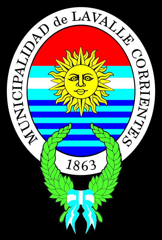 Free Escudo de la Municipalidad de Lavalle - Corrientes - Argentina