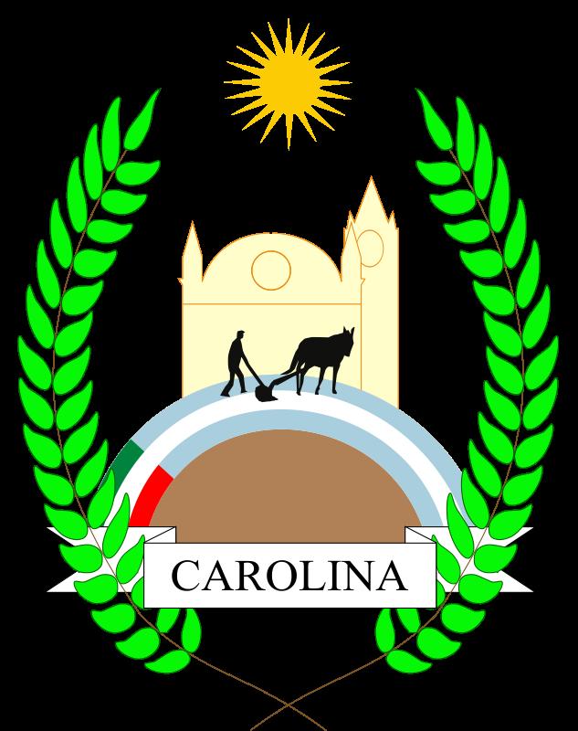 Free Escudo de la Municipalidad de Carolina - Corrientes - Argentina