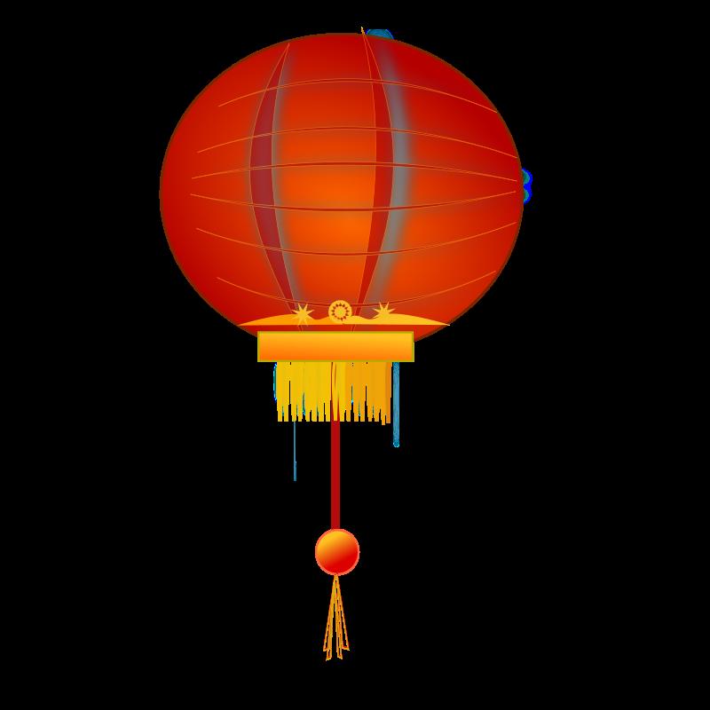 Free paper lantern2