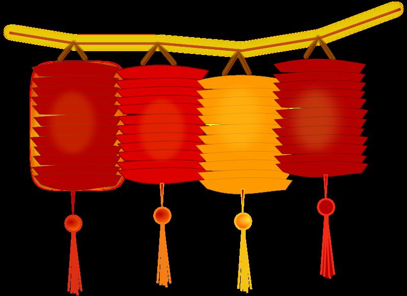 Free paper lanterns