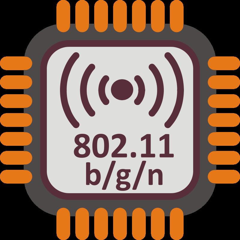 Free WiFi 802.11 b/g/n