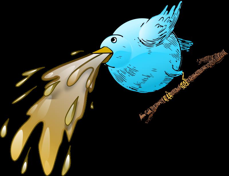 Free Bird spewing