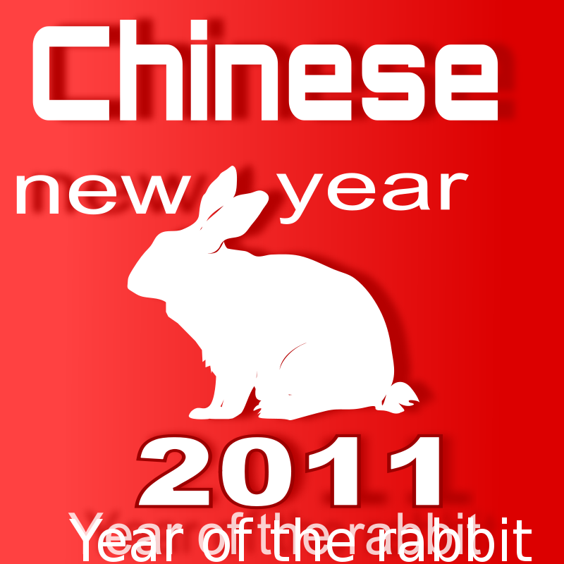 Free Year of the rabbit