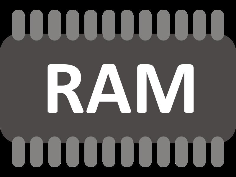 Free RAM chip