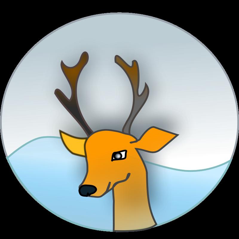 Free reindeer