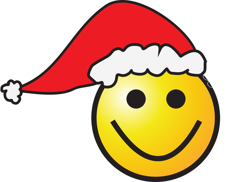 Free Santa-Smiley