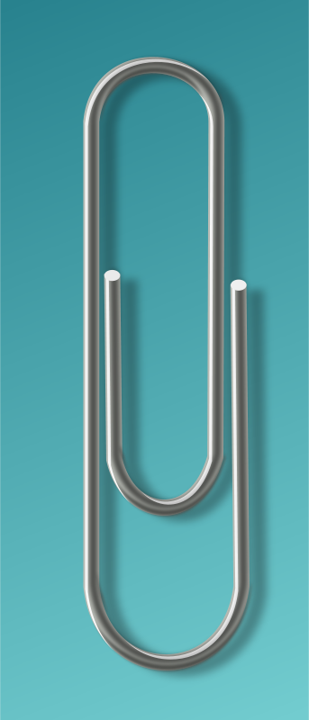 Free paperclip
