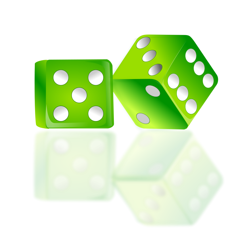 Free Dice Icon by netalloy