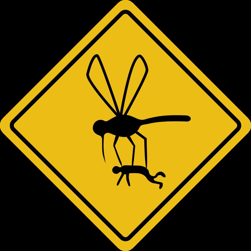 Free Mosquito hazard