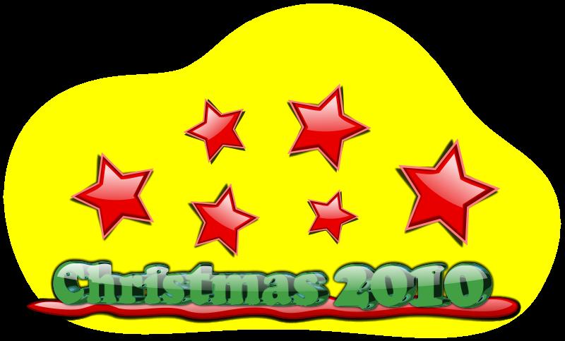 Free Christmas 2010 Text