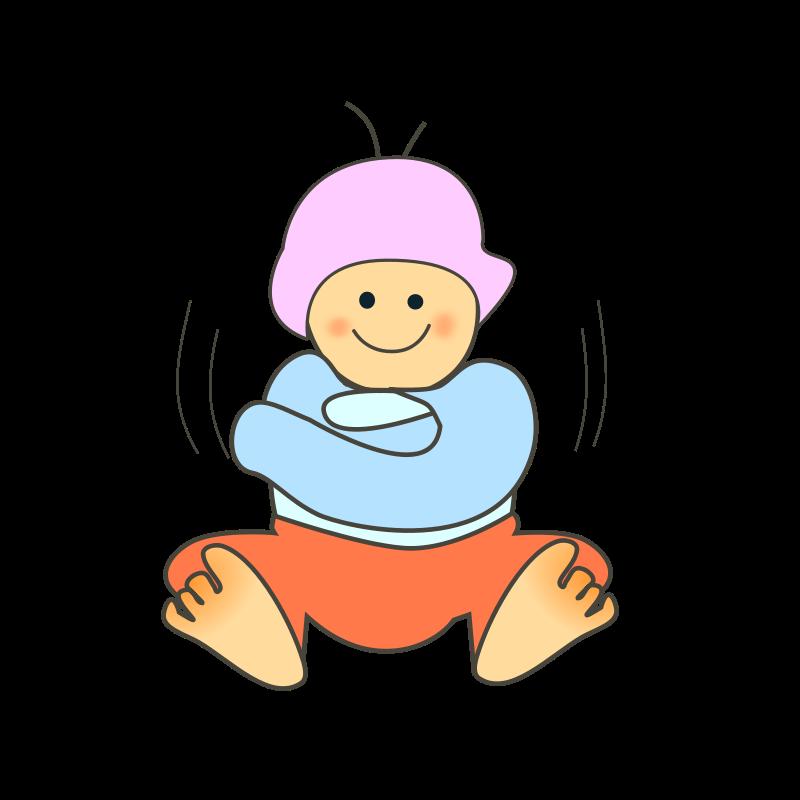 Free baby winter wear