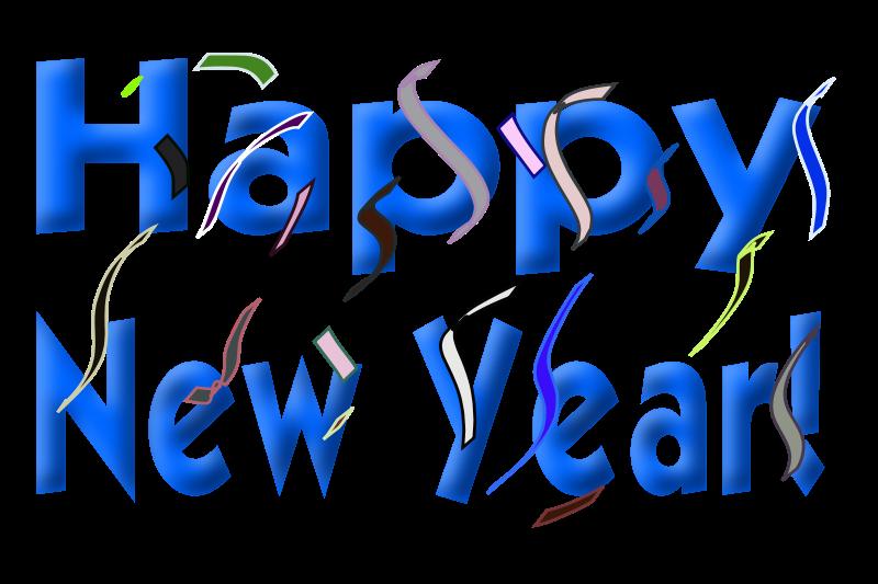 Free Happy New Year!