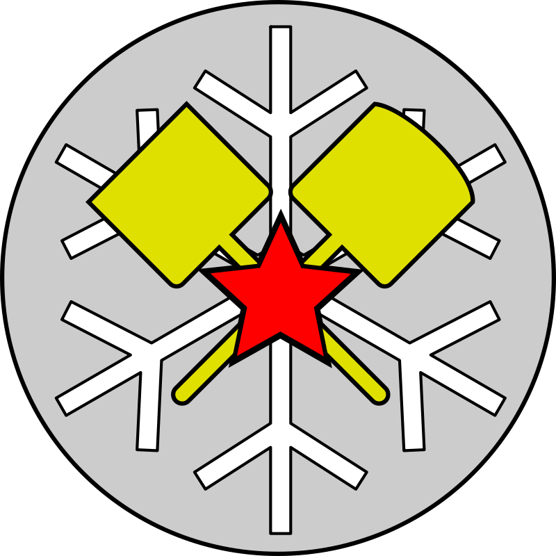 Free Snow-removal Troops Emblem - Full version