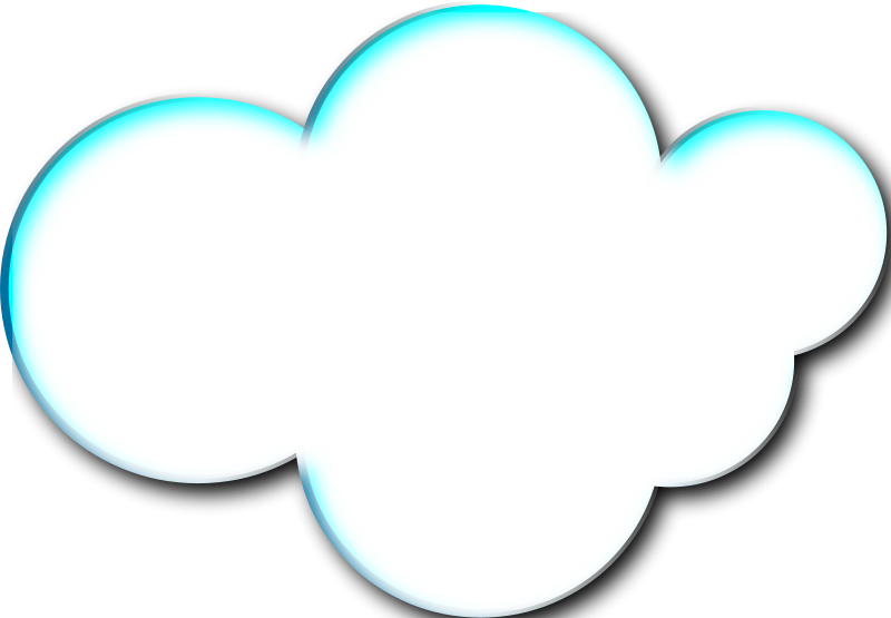 Free Clipart: Cloud | 28victorydesign