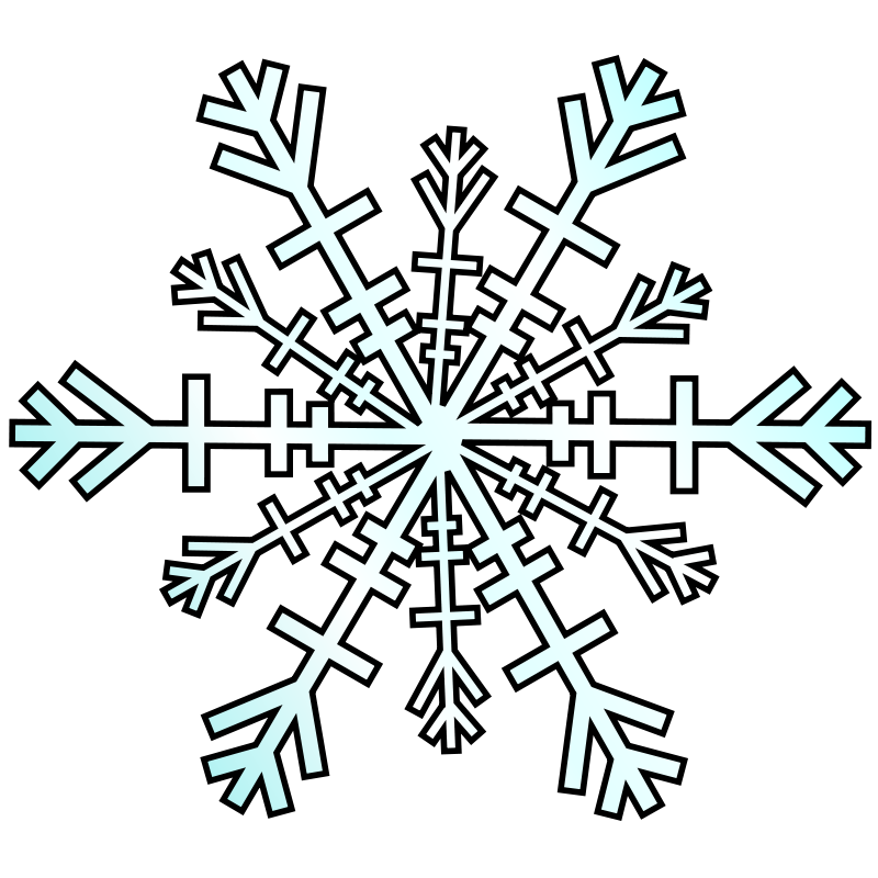 free clipart snowflake bugmenot rh 1001freedownloads com free snowflake clip art black and white free snowflake clipart transparent background