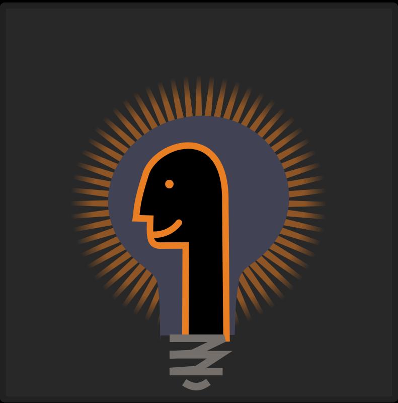 Free Psy bulb icon