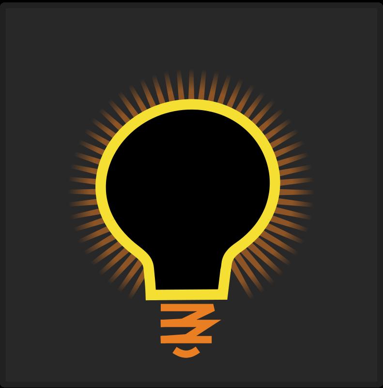 Free Bulb icon