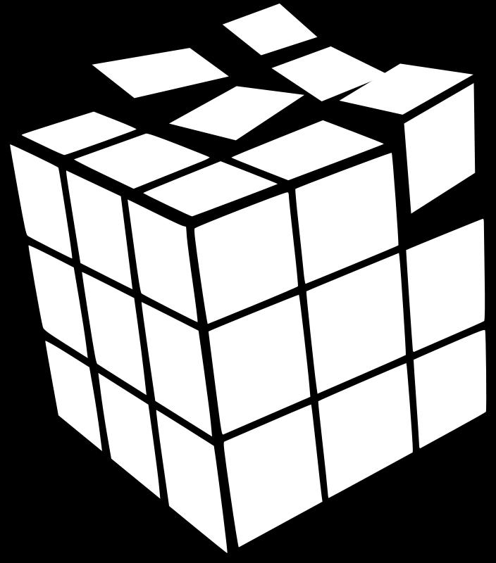 Free Rubik 3D