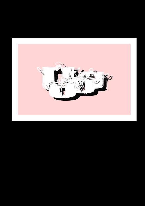 Free Clipart: Tableware | solo