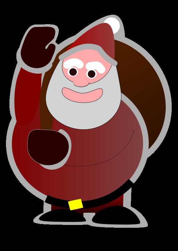 Free Sweet Santa
