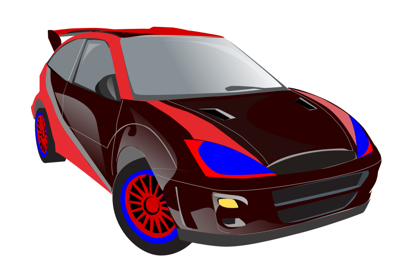 Free Black car