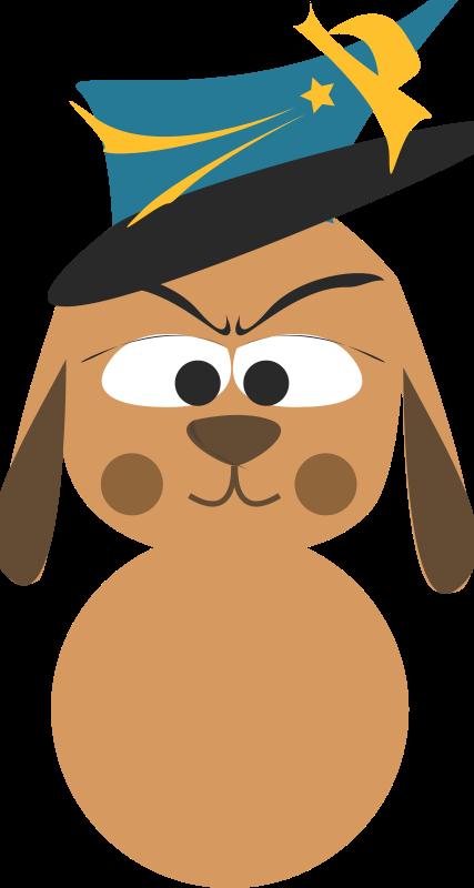 Free Cute dog avatar