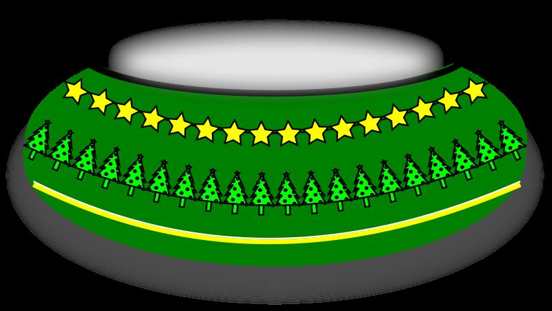 Free Christmas Bowl