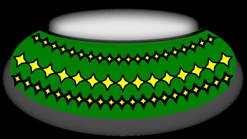 Free Clipart: Porcelain Bowl | algotruneman