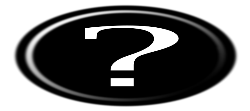 Free Question Mark Button