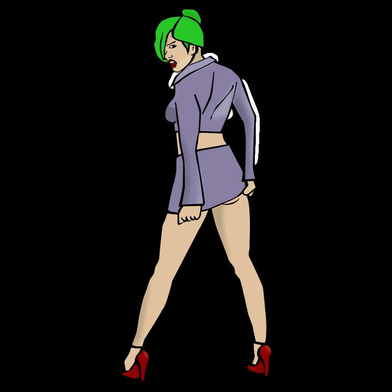 Free Sexy woman