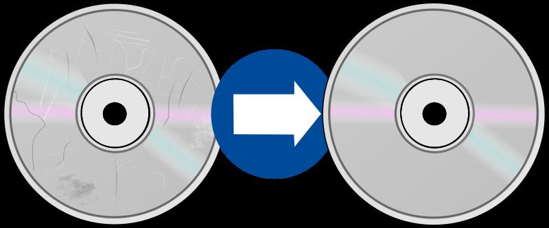 Free CD Resurfacing