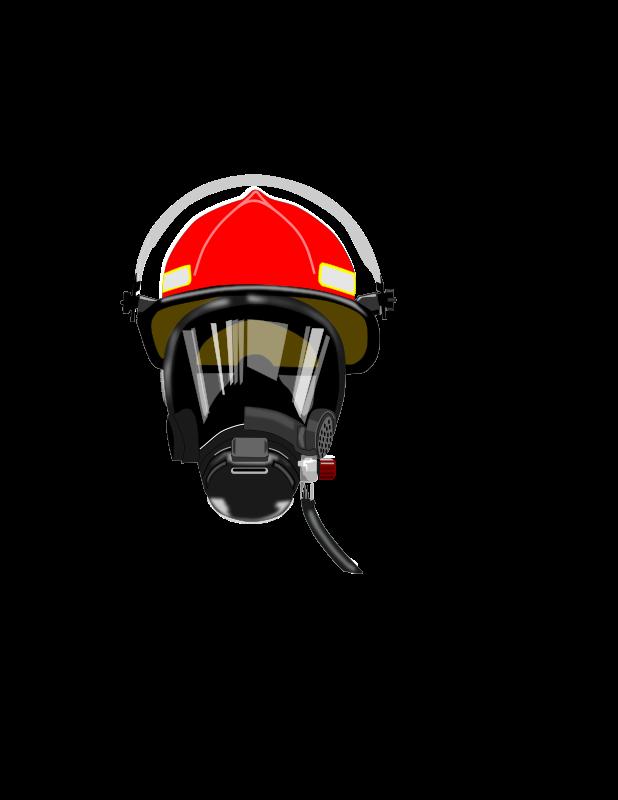 Free fire helmet/mask