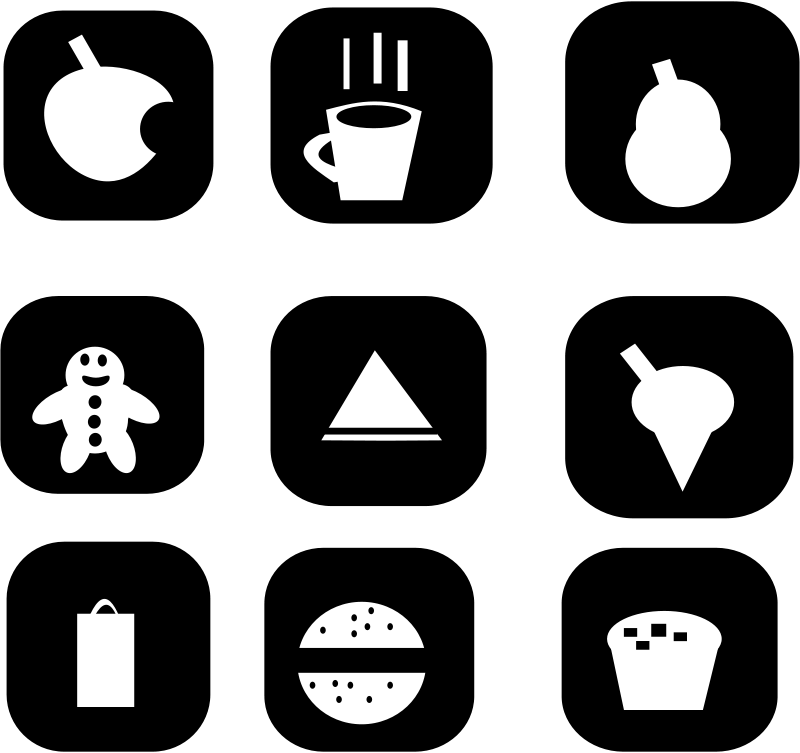 Free Clipart: Snack | PeterBrough