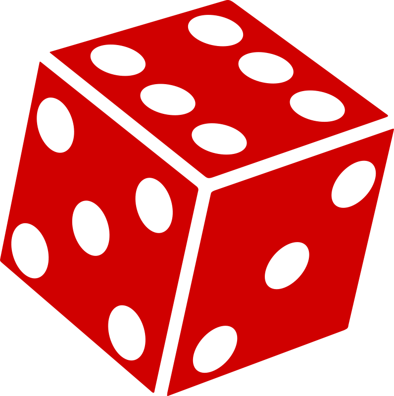 Free Six Sided Dice (d6)