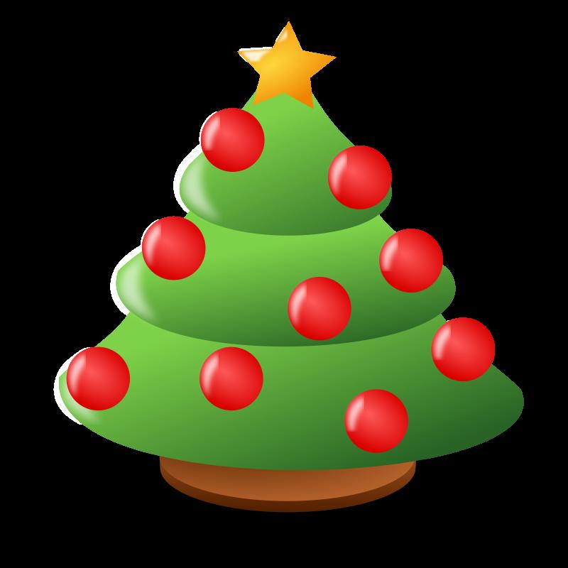 Free Clipart: Christmas Icon | nicubunu