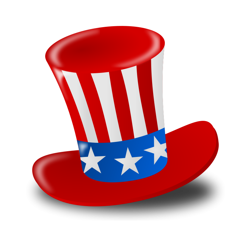 Free Clipart: Independence Day (USA) Icon | nicubunu