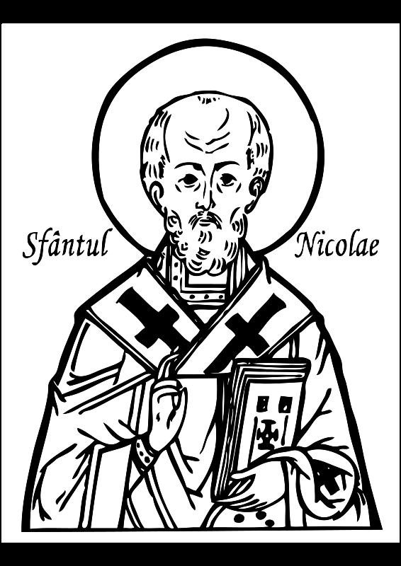 Free Saint Nicholas