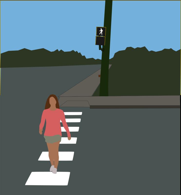 Free Crosswalk