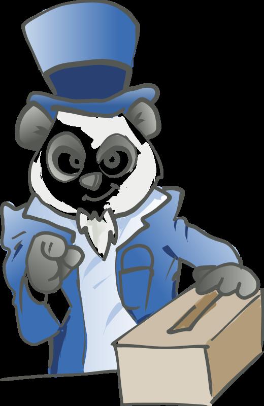 Free Election Panda