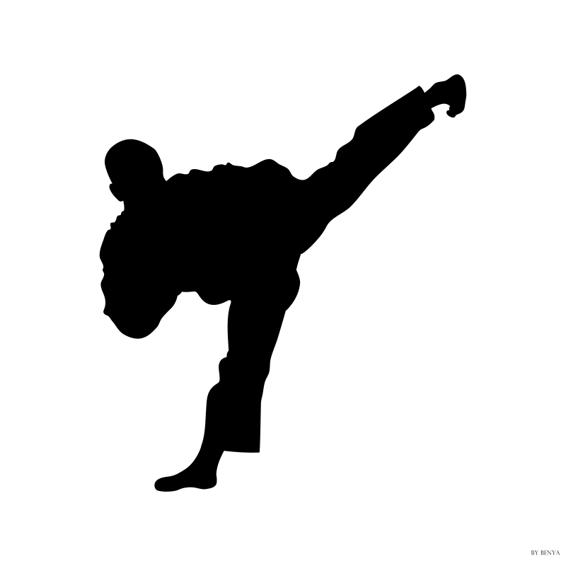 free clipart silueta tae kwon do benya82 rh 1001freedownloads com taekwondo clip art black and white taekwondo clip art free
