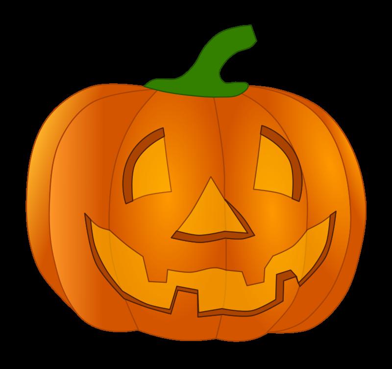 Free Clipart: Pumpkin | WolfgangWgn